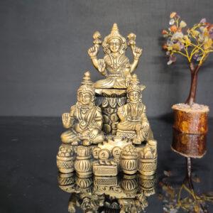 Brass Lakshmi Kubera